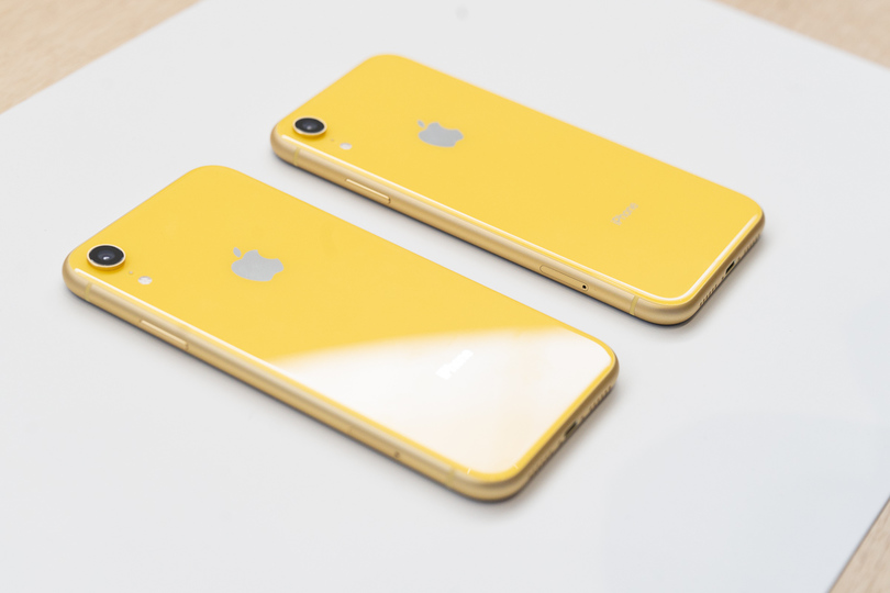 iPhone XR、名前の「R」にとくに意味はないらしい