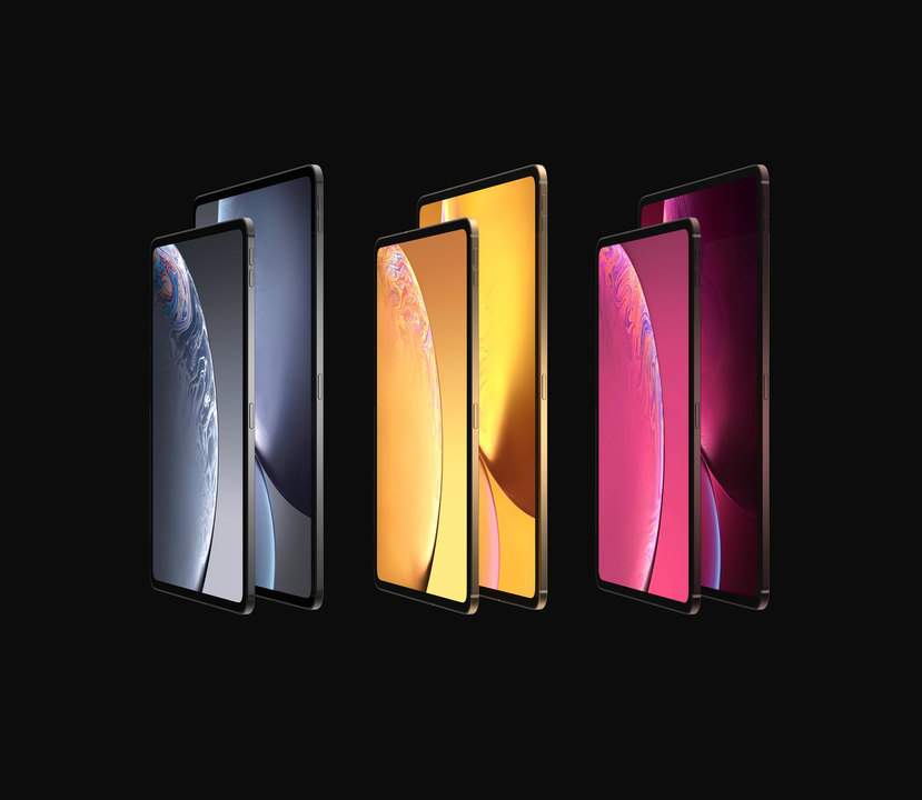 iPad史上最高に板。これまでの情報から生まれたiPad ProのコンセプトCGがこちらです