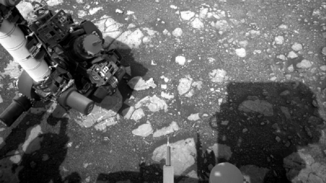 おひさ! 火星探査機キュリオシティがやっとこさミッションに復帰