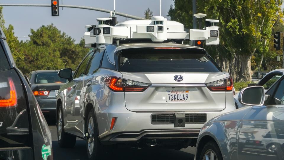 Appleの自動運転車がふたたび事故。相手はまたしても日本車