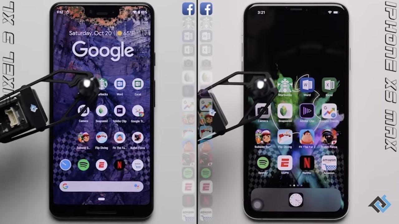 どっちがサクサク?iPhone XS Max、アプリ実使用テストでPixel 3 XLを圧倒