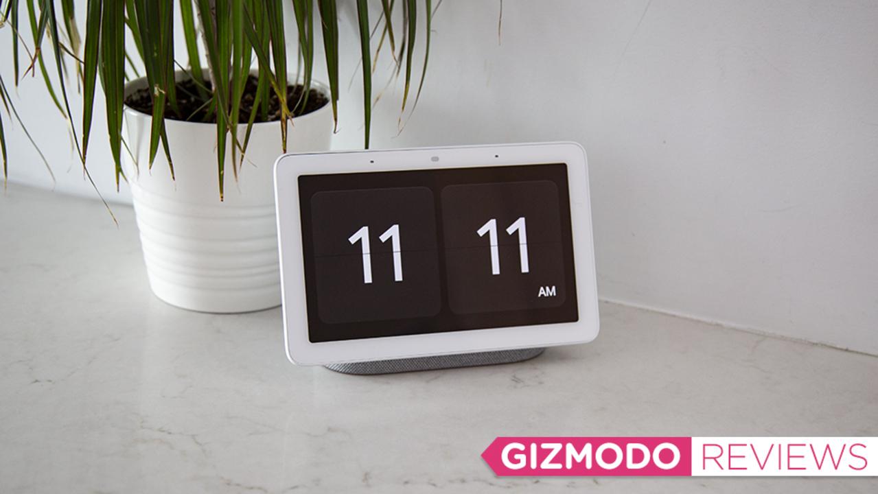 Google Home Hubレビュー:レシピ閲覧には最適。テレビや音楽との連携は要改善