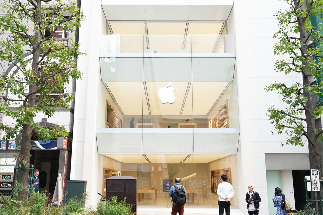 改装を経てついにオープン!「Apple 渋谷」が最新デザインに生まれ変わりました