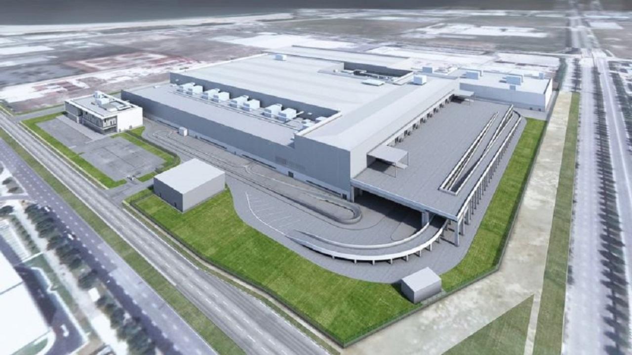 工場めっちゃキレイそう。Dysonの電気自動車は2021年からシンガポールにて生産
