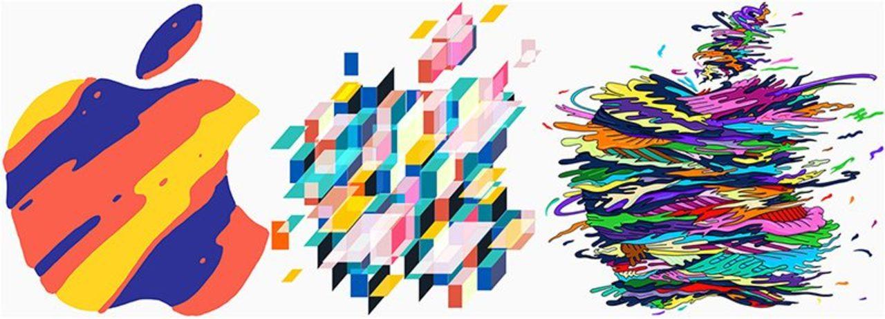 全部見た? 10月30日に開催されるAppleイベントの招待状のロゴまとめが登場
