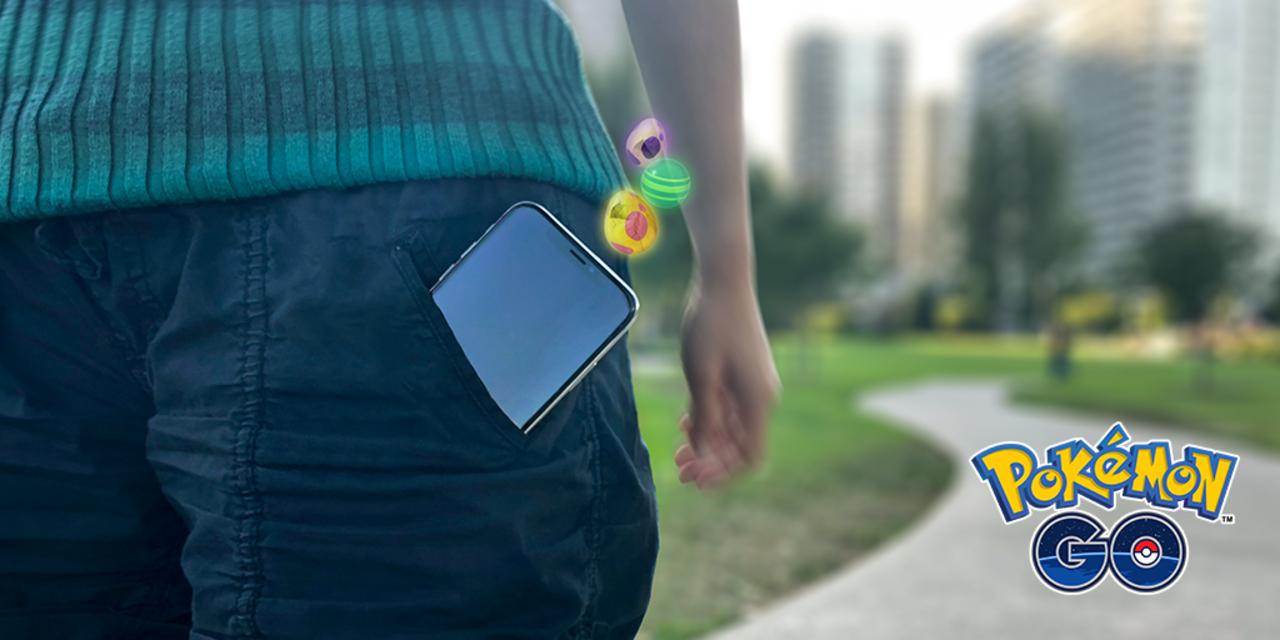 ポケモンGOに「いつでも冒険モード」がもうすぐ追加! アプリ起動しなくても一緒に歩ける、タマゴもかえる