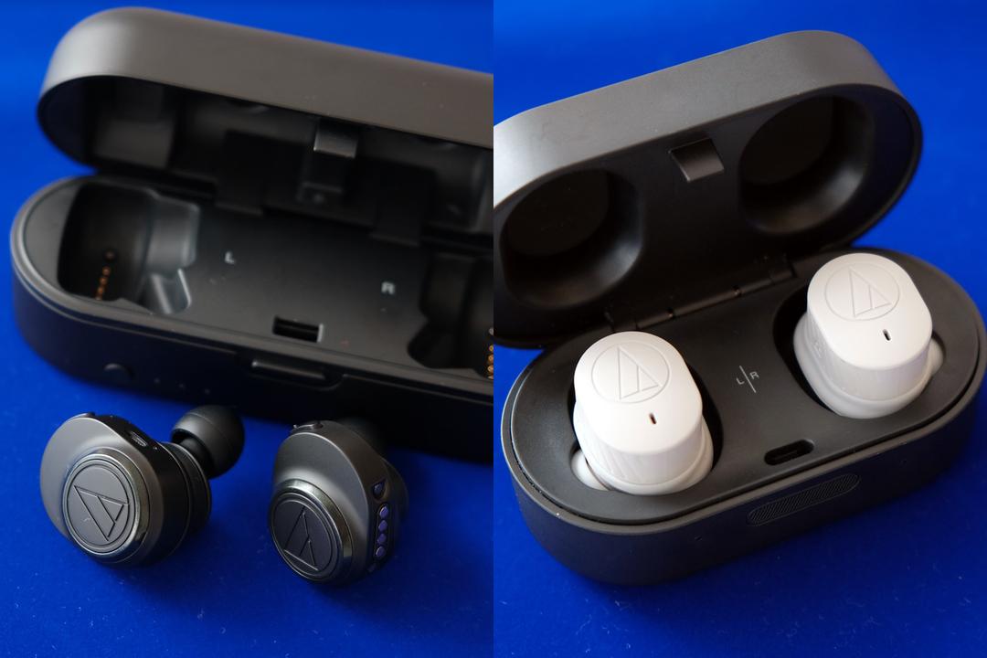 オーディオテクニカの新型ワイヤレスイヤフォンは、フィット感に惚れました #hpfes