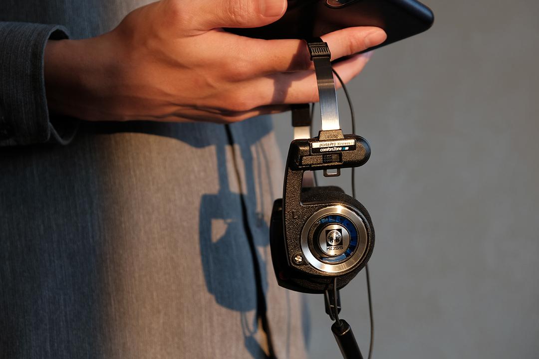 メカメカローファイを身にまとう。「Porta Pro Wireless」は思った以上に、アリでした #hpfes