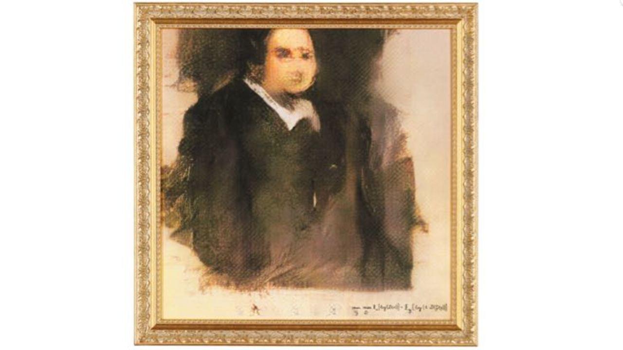 AIの出力した肖像画が約4800万円で売れる。まさかのアンディ・ウォーホル超え