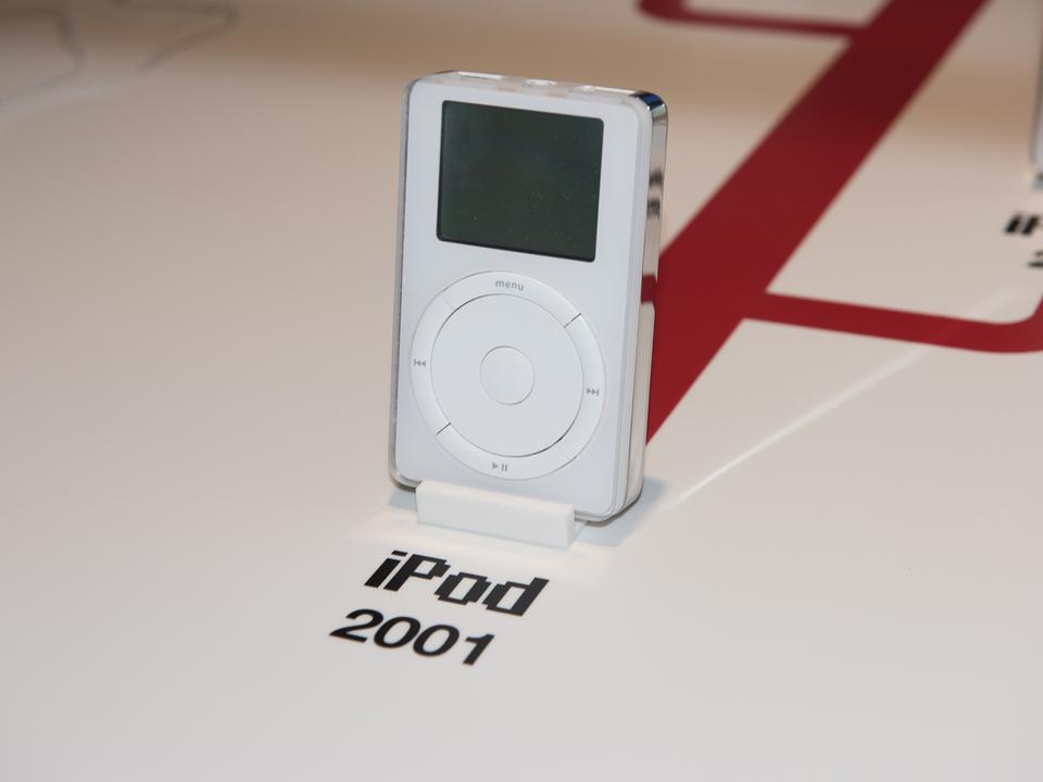 よう、17年ぶりだな。2018年になった今でも最新のiTunesが最古のiPodを認識