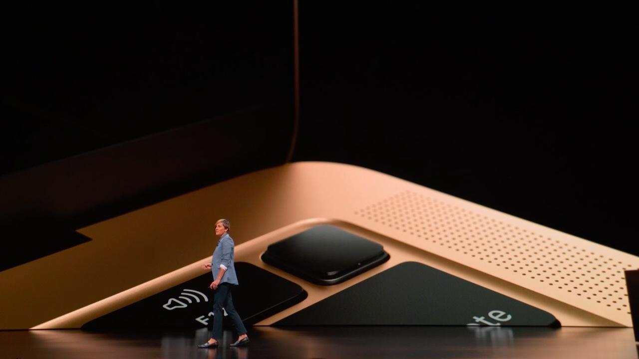 新しいMacbook Air、Touch BarはないけどTouch IDはあるよ! #AppleEvent
