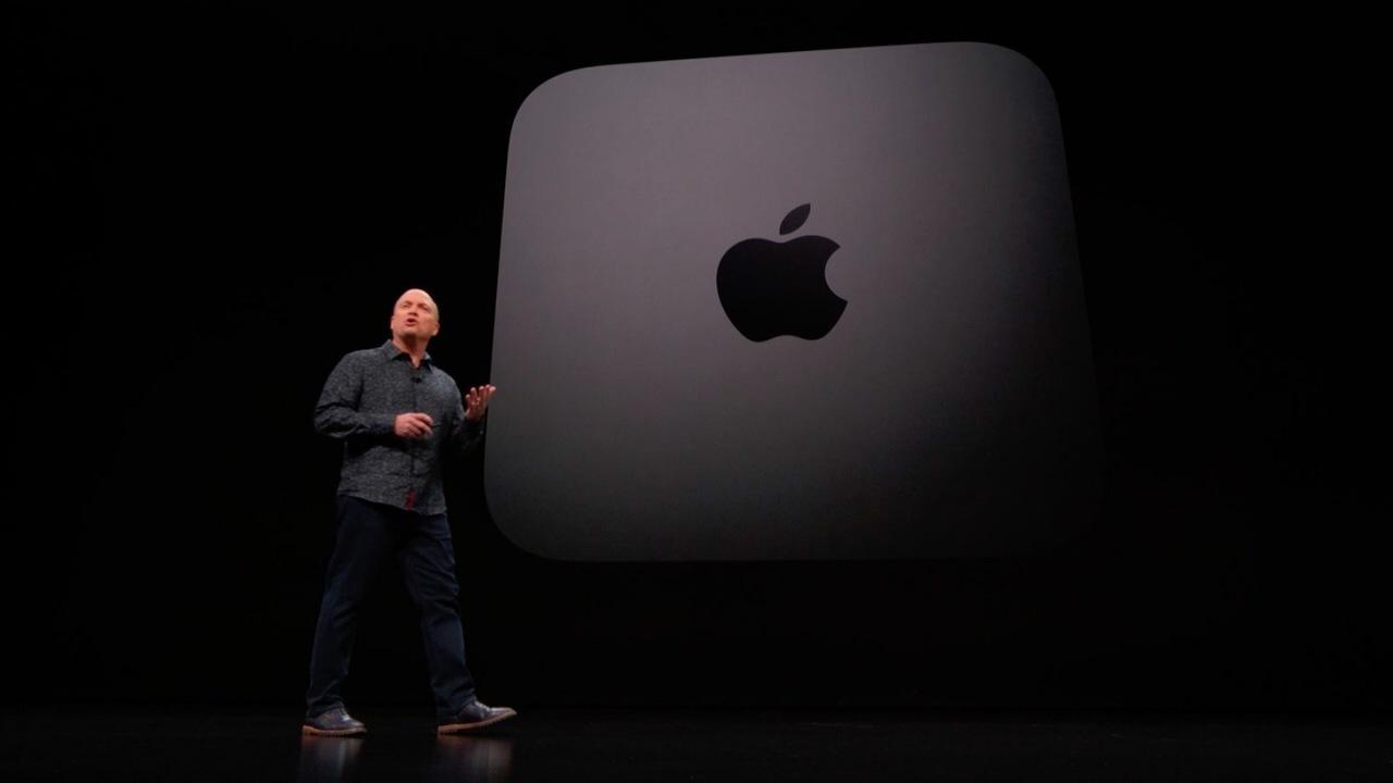 ピンポーーン! 当たり来ました! パワフルすぎる新型Mac Miniデビュー! #AppleEvent
