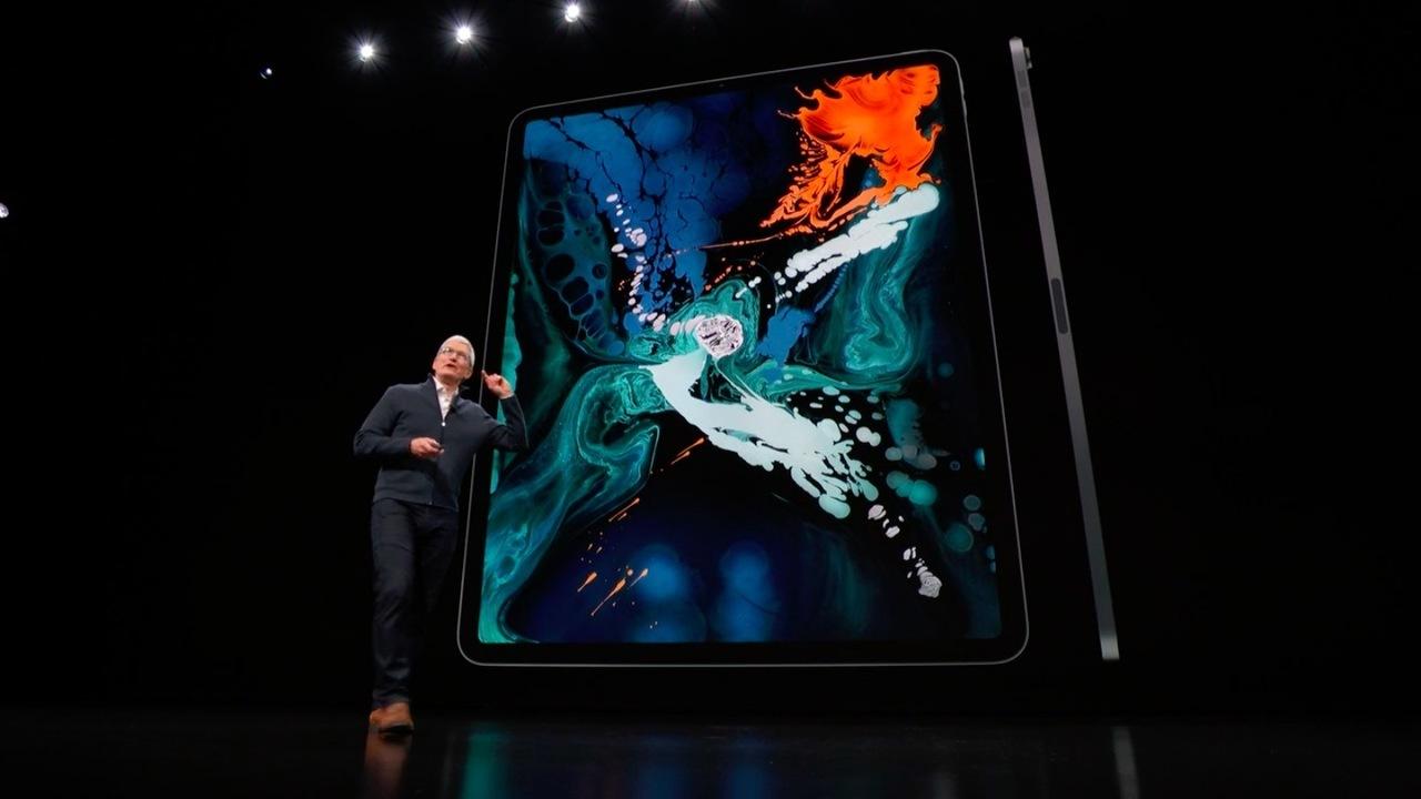 最新の…素晴らしい板!フルリニューアルを果たした新型「iPad Pro」発表です! #AppleEvent