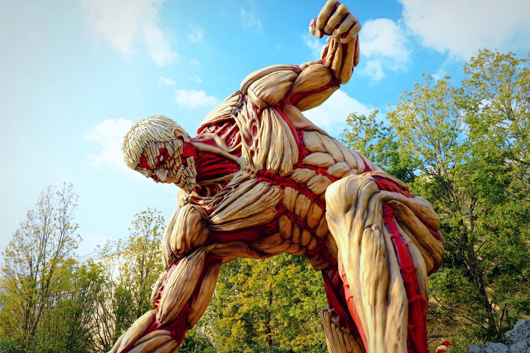 『進撃の巨人』もハリウッドで映画化! 制作はリメイク版『IT』の監督