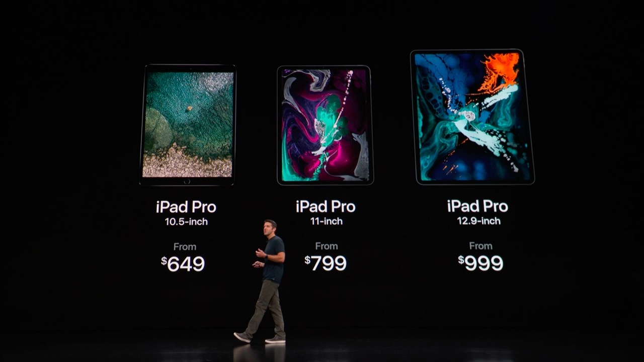iPad Proは売れる。確信した。この機能&性能で9万円台からですよ!