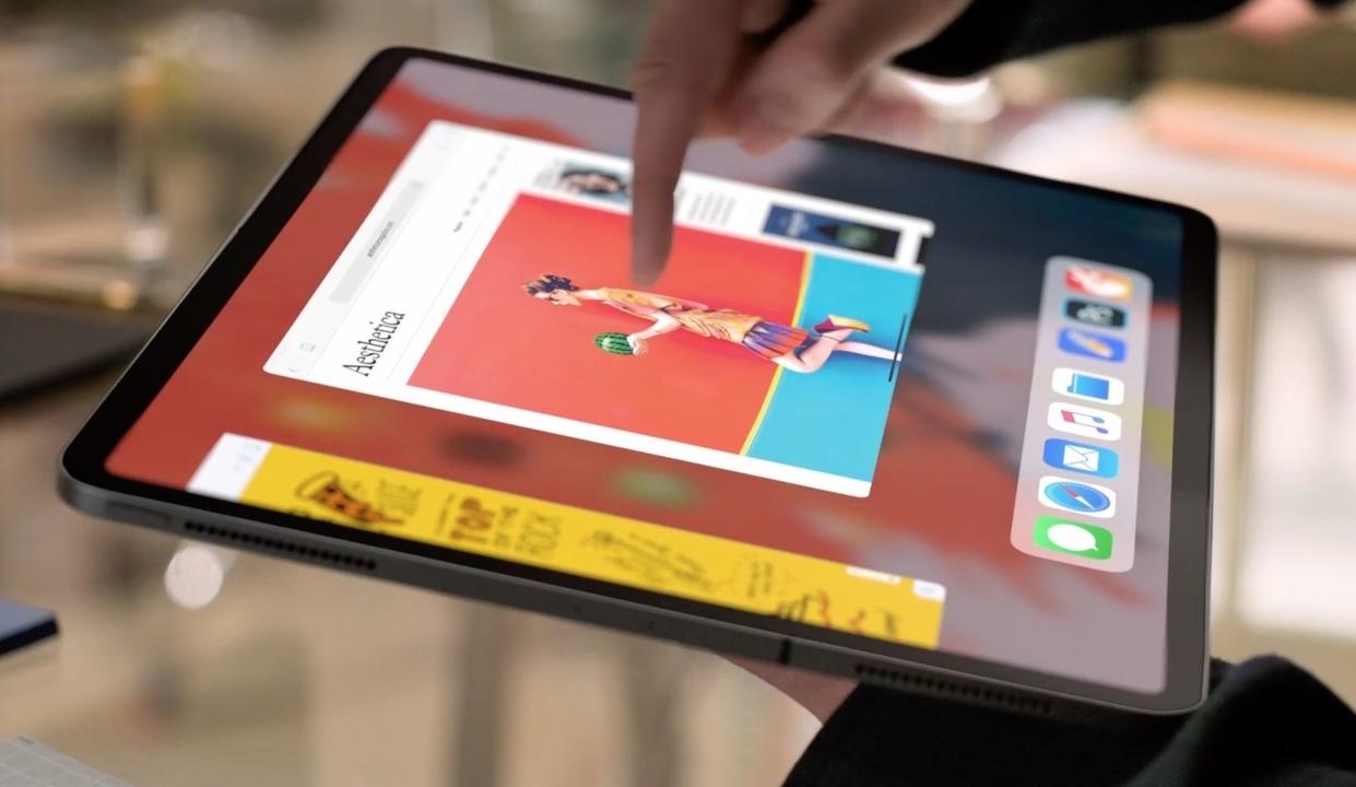iPad Proは1TBモデルのみRAM 6GBを搭載?