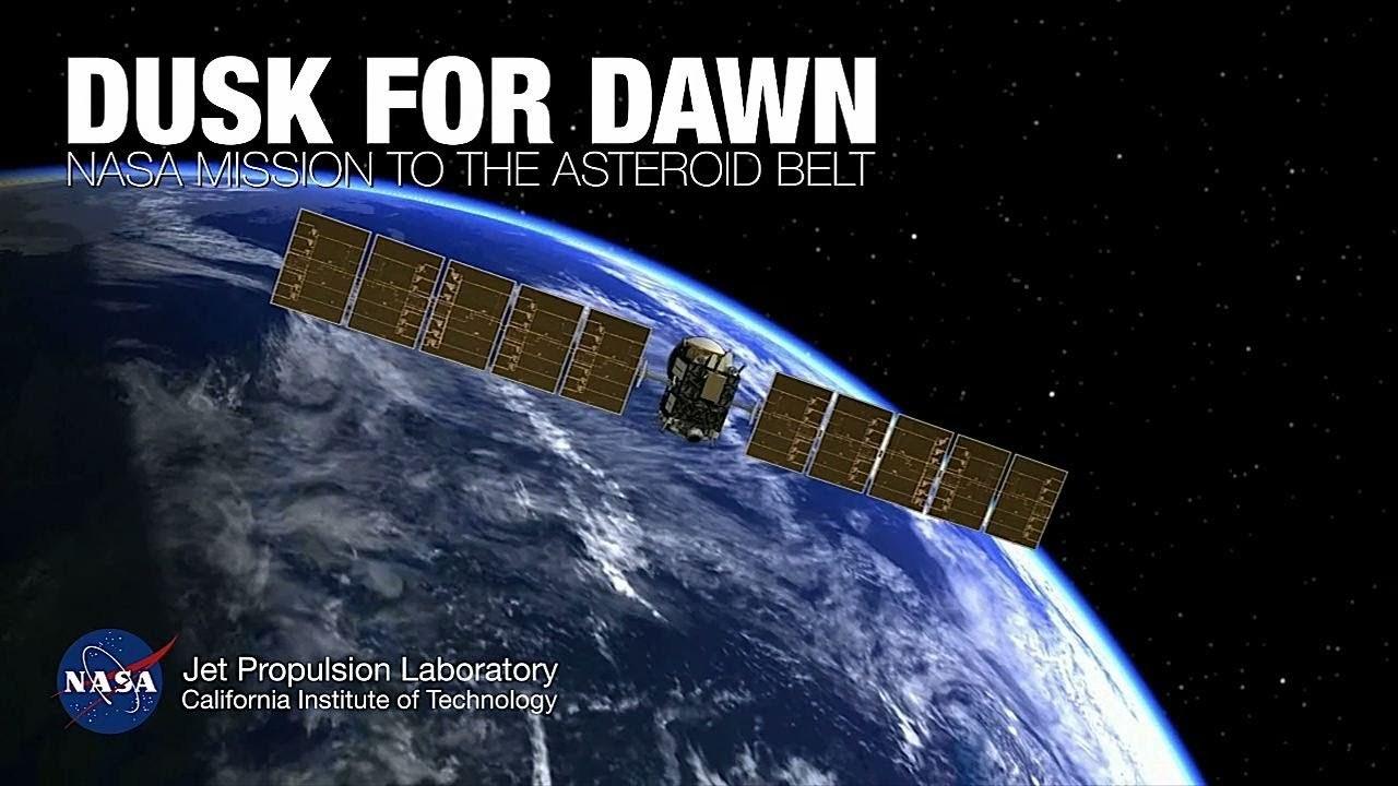 準惑星ケレスで炭酸ナトリウムを見つけた探査機ドーン、ついに燃料切れでサヨナラする