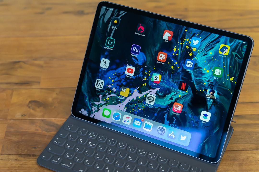 新型iPad Pro インプレッション:夢を詰め込んだiPadはクリエイティブのために