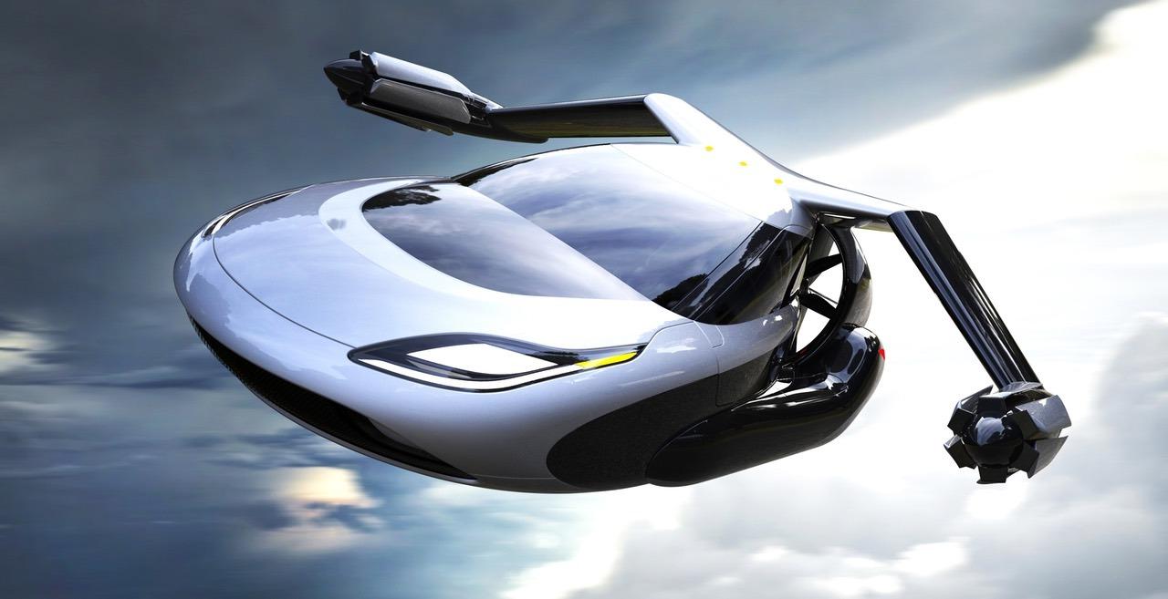 空飛ぶ車、注文できるよ!でも値段はわからないよ!