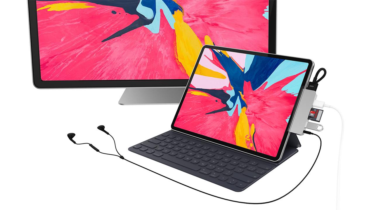 iPad Proよ、やはりお前もドッキング地獄なのかい?