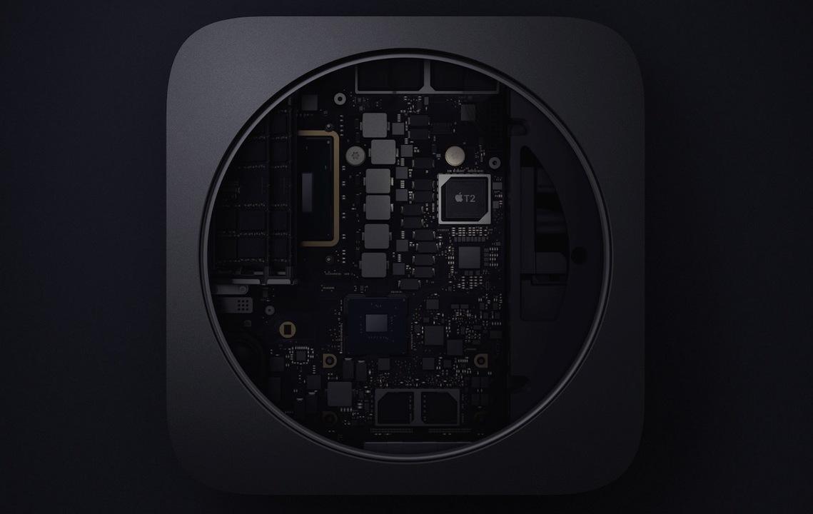 新Mac miniのベンチ結果、なんとMac Proに肩を並べる