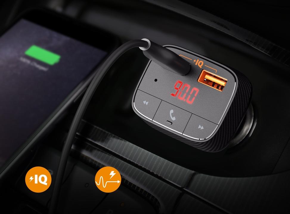 車でスマホの音楽が聞けないのは物足りない? 充電もできるFMトランスミッターが限定10%OFFなので今がチャンスかも!