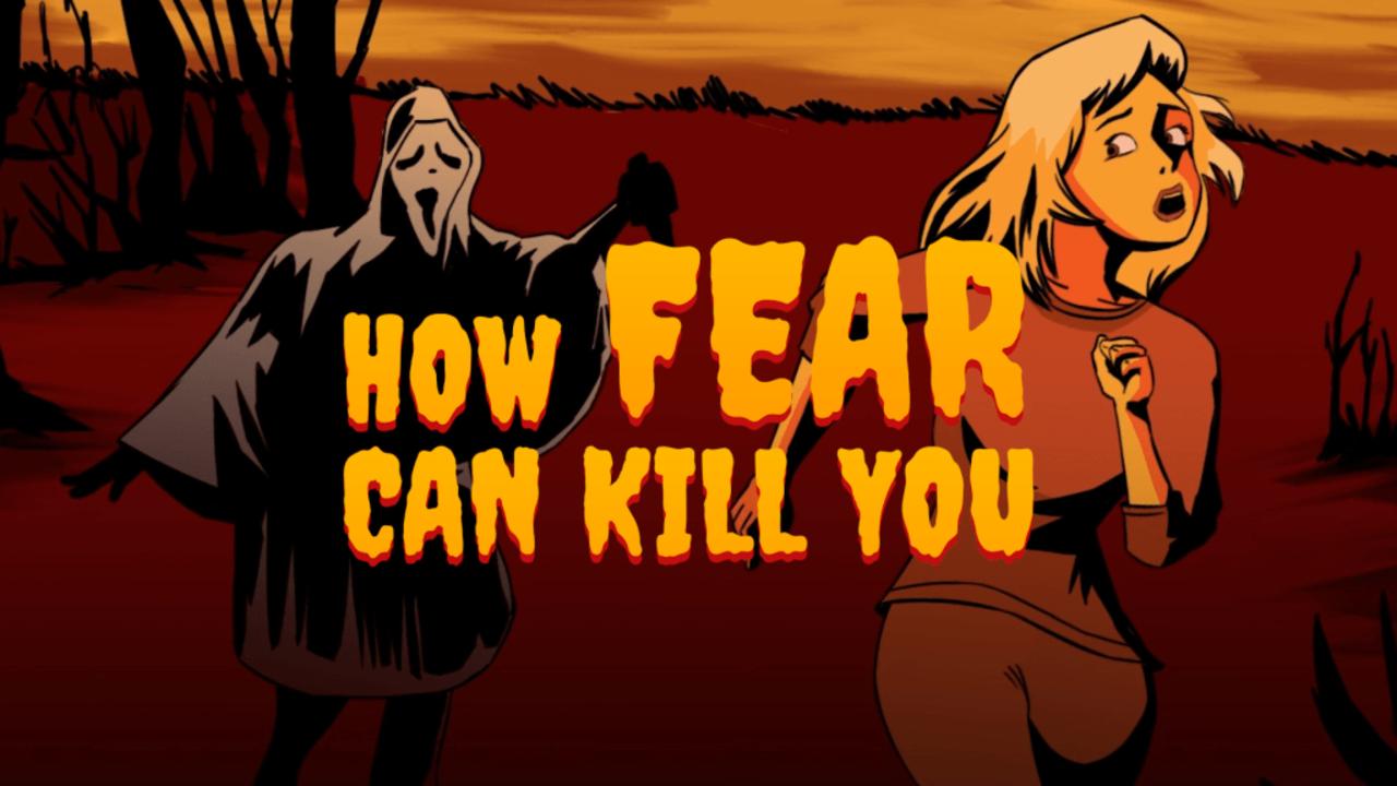 恐怖で人が死ぬことってあるの?