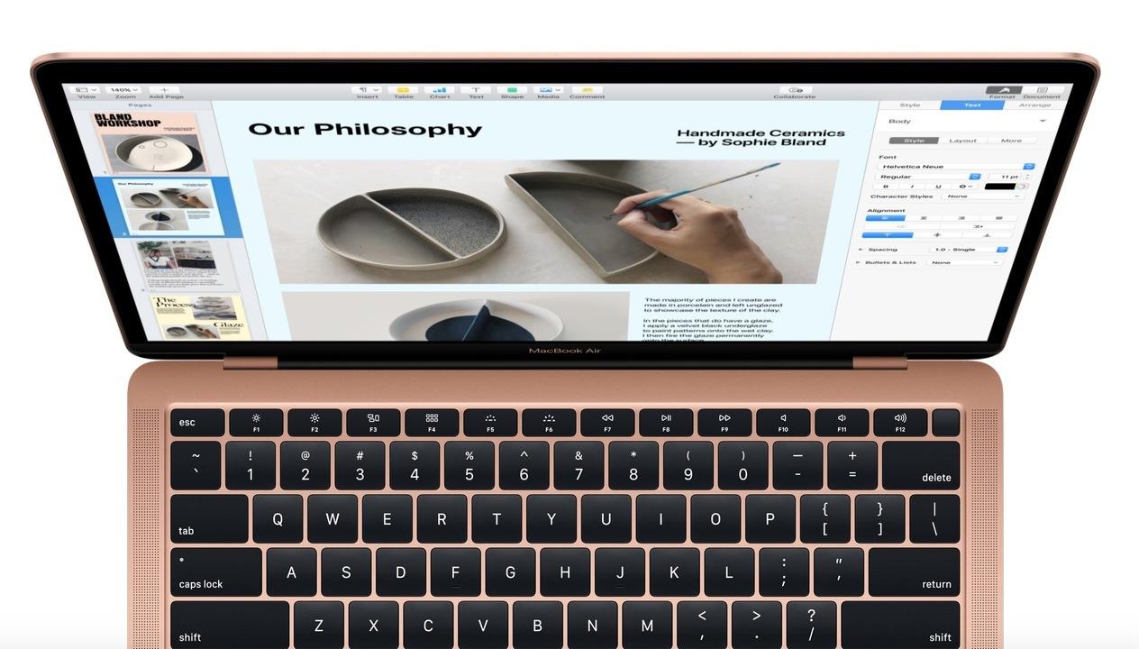MacBook Airのバッテリーは単品交換可能みたい