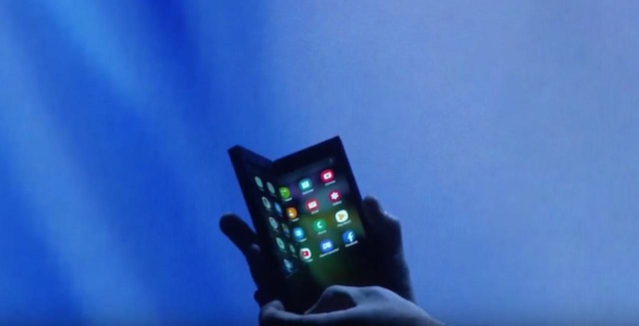 来年は折りたたみスマホ元年に…AndroidがOSレベルでの全力サポートを明言