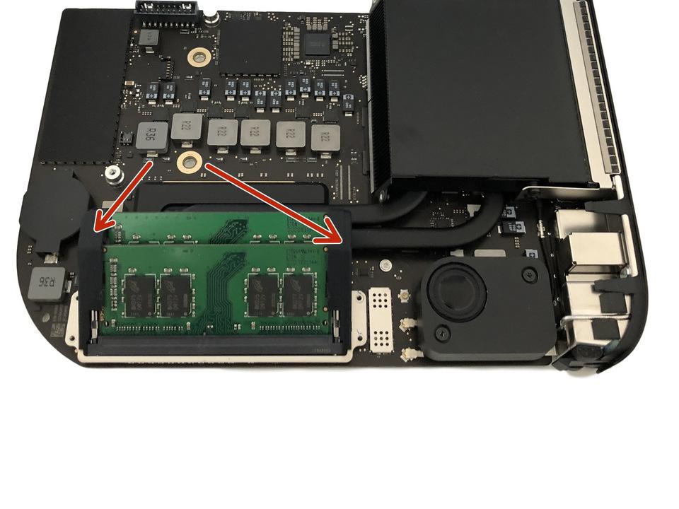 新型Mac miniのメモリ交換、自分でやるならこうだ!