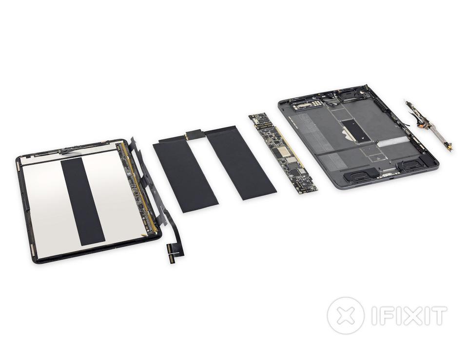 ベゼル縮小の秘密とは? 新iPad Pro&Apple Pencilの分解レポートが登場