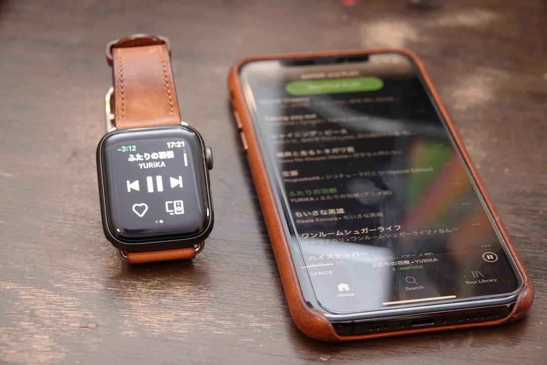 悲願の「Spotify」Apple Watchアプリが登場! でも思ってたのと違う…