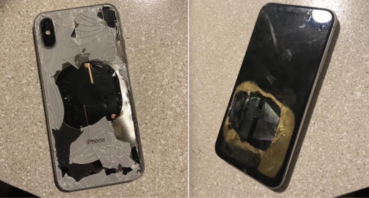 アプデしたiPhone Xが爆発。「まったく想定外」とAppleは反応