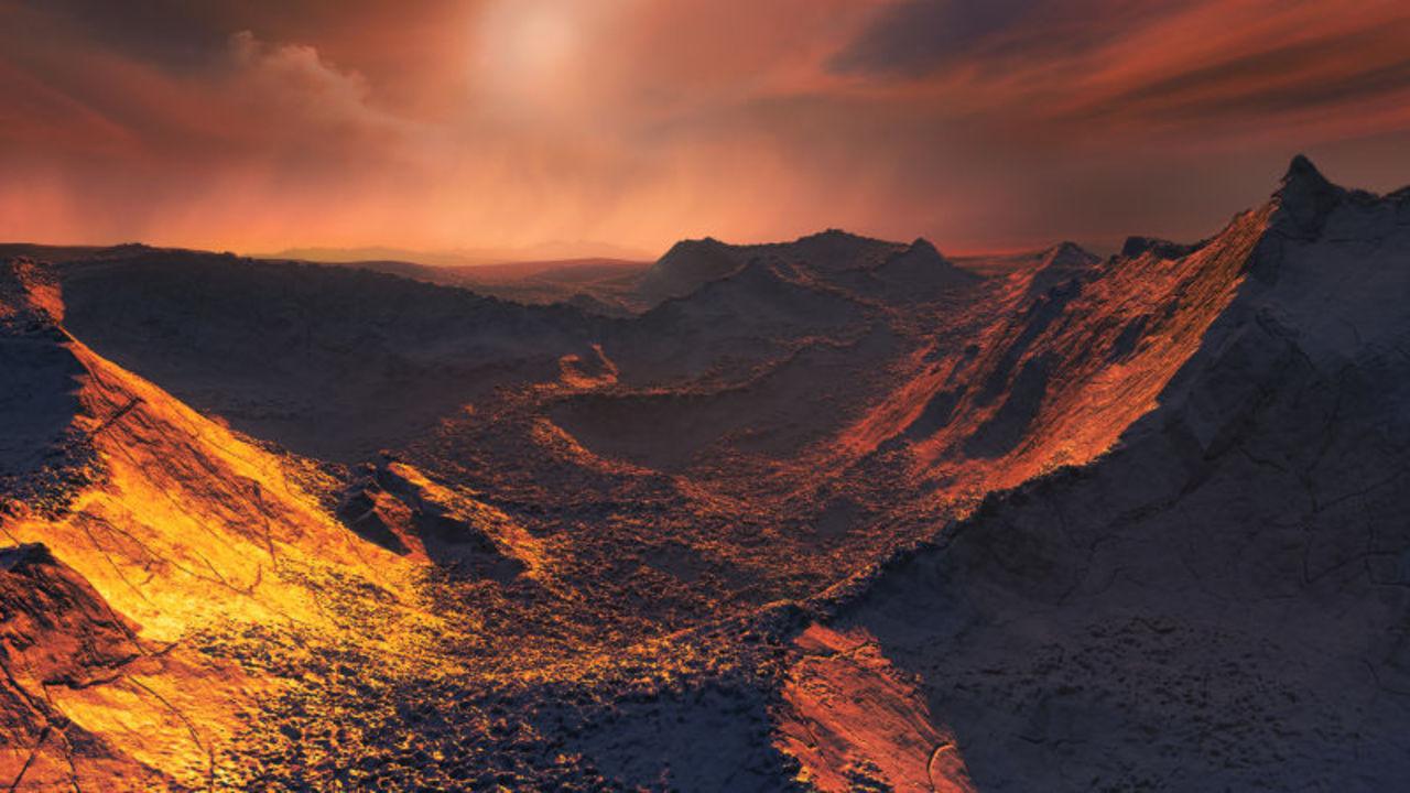 最寄りの星にもスーパーアース(巨大地球型惑星)の候補が存在しているって!