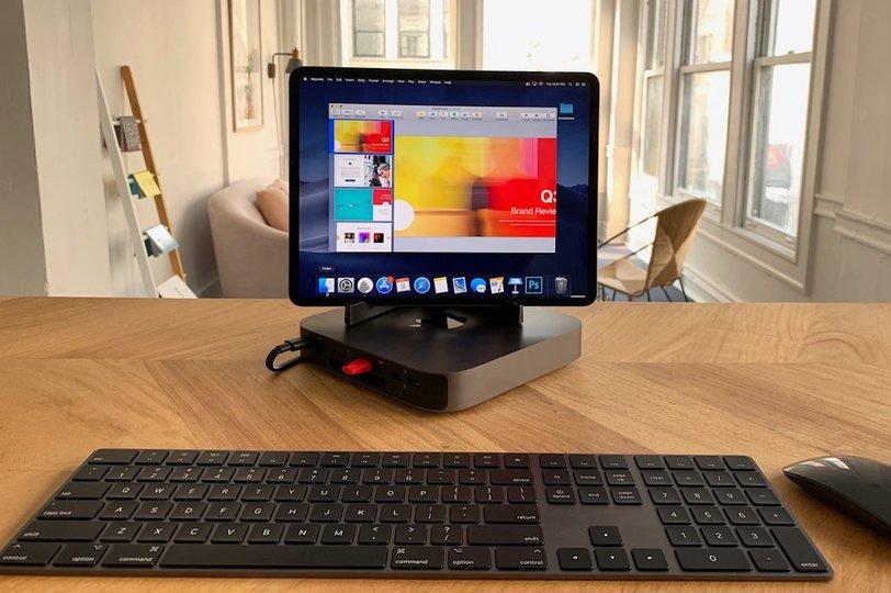 Mac miniの最高のディスプレイ、それはiPad Pro