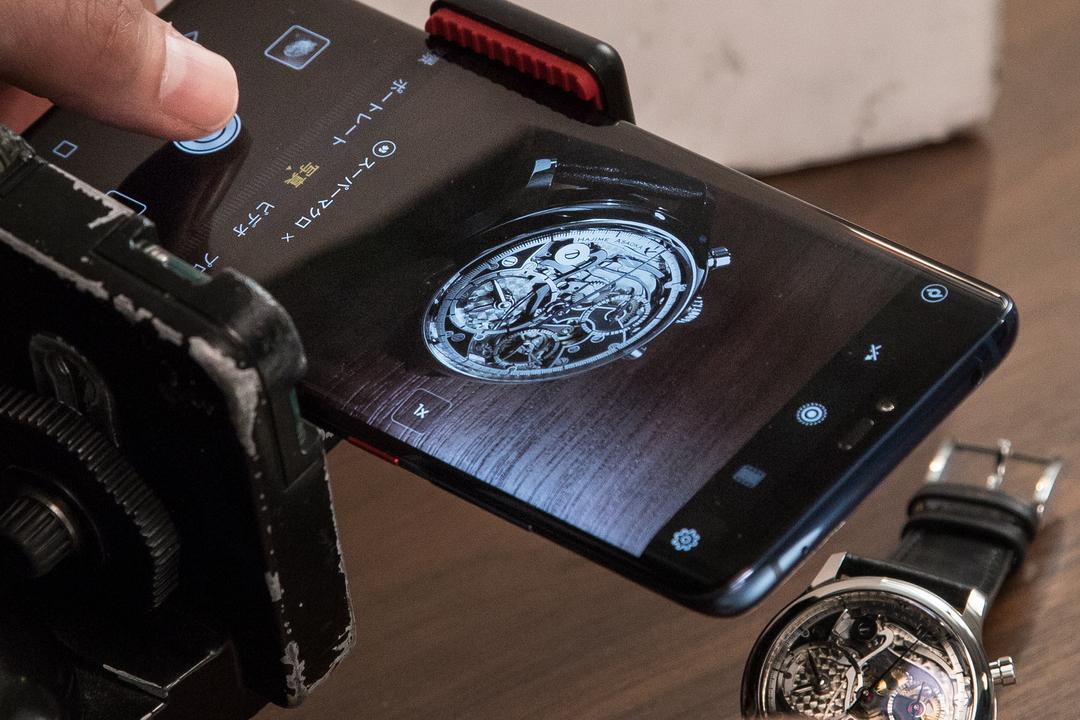 スマホのカメラはどこまで進化するのか? 「HUAWEI Mate 20 Pro」スーパーマクロモードの異次元ぶりを見よ