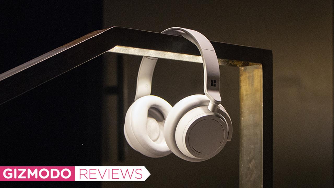 Surface Headphones レビュー:ルックスは良いんですけどね