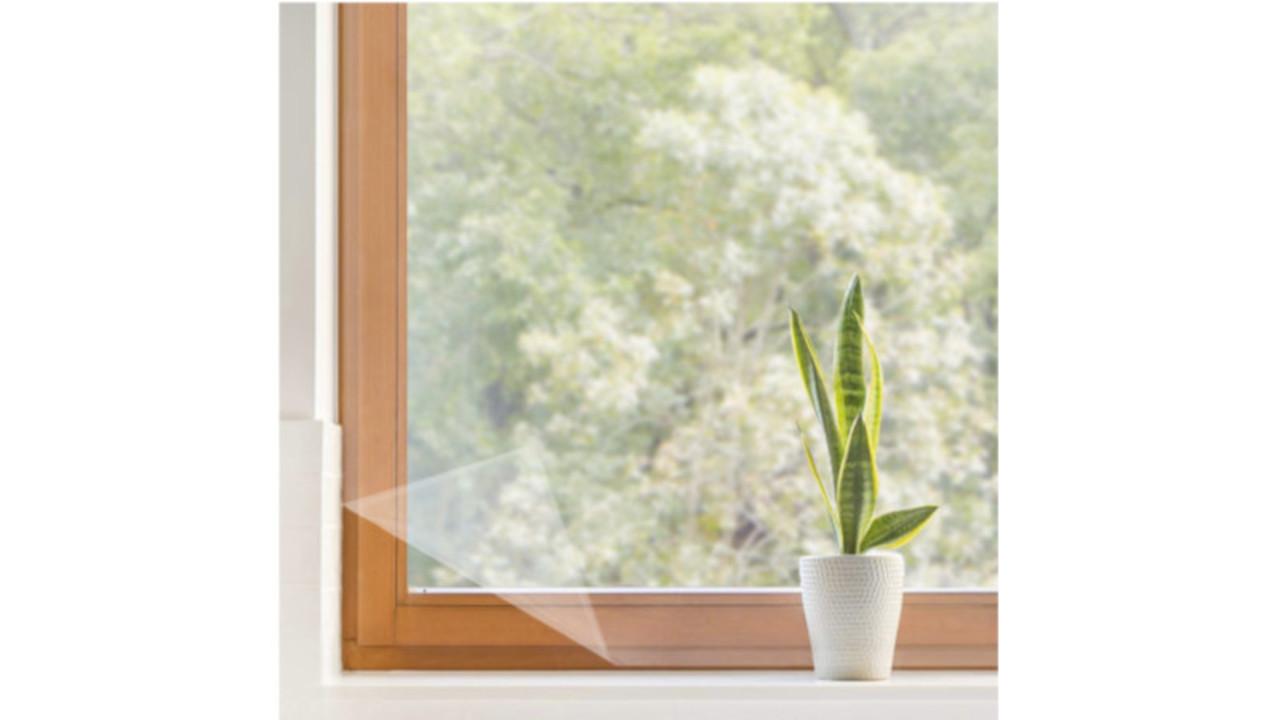 二重窓原理の断熱シートなら結露も予防もOK。これからの冬に必須のアイテムですよ