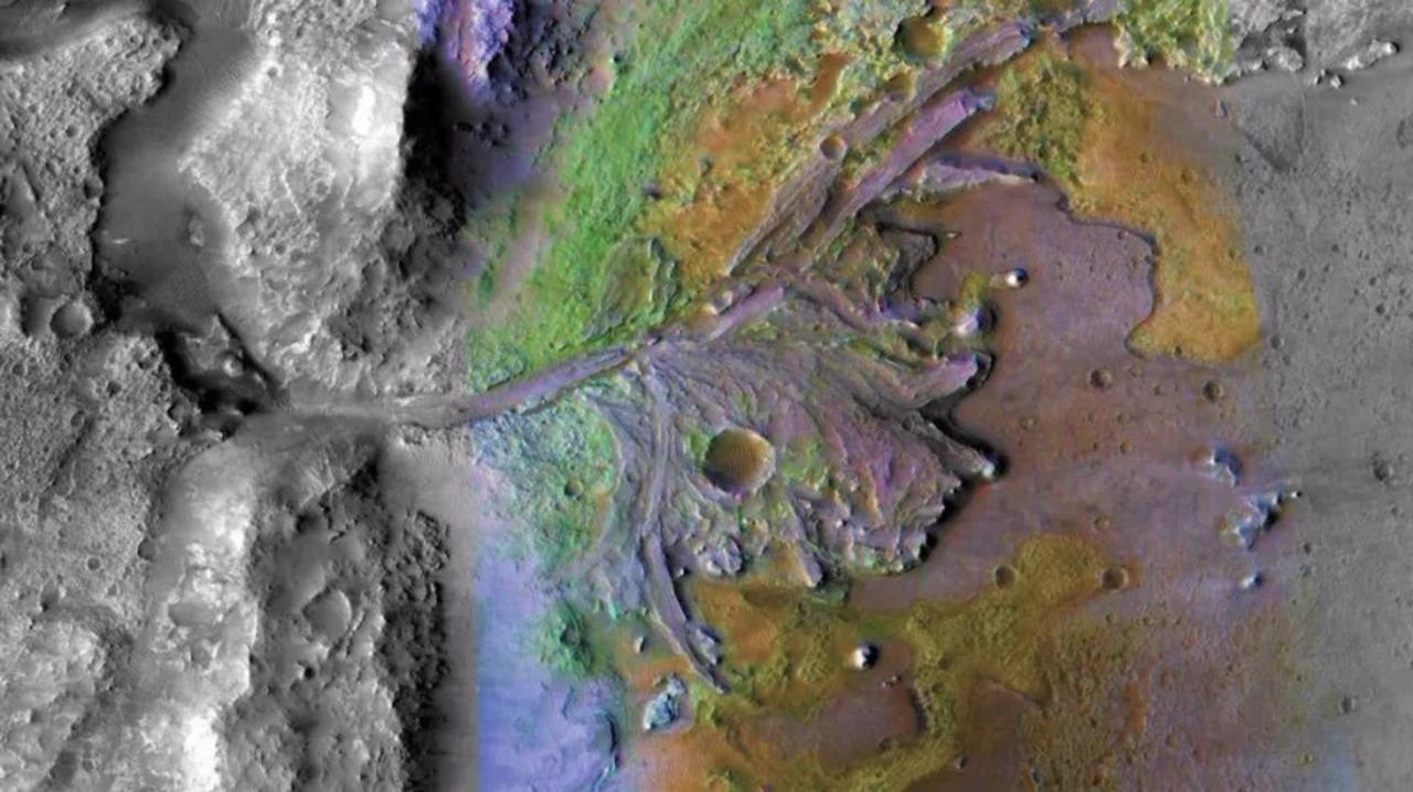 2020年打ち上げの火星探査機「Mars 2020」着陸の場所が発表!