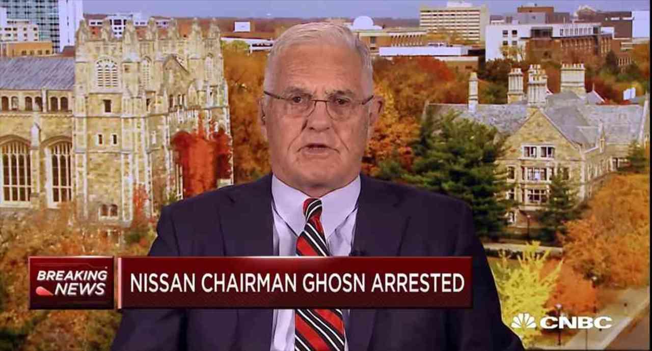 ヒュブリスという魔物。ゴーン会長逮捕への元GM副会長とフランスの反応