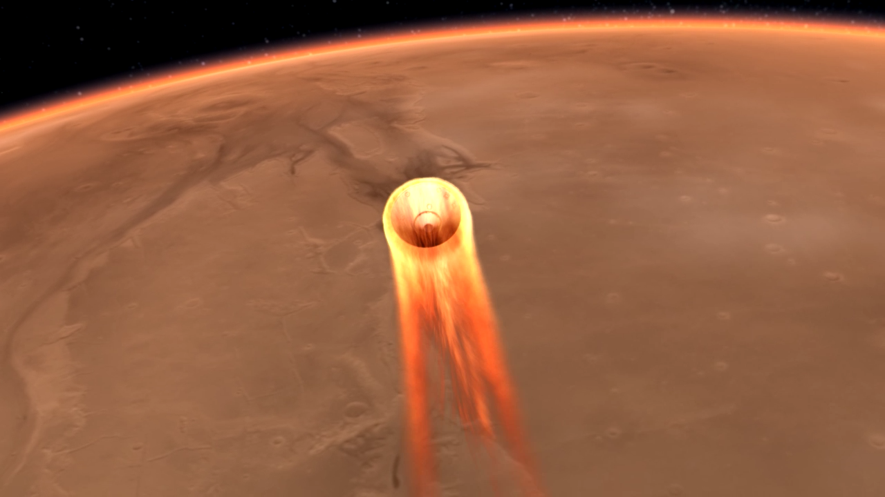 あと2日で、火星に新たな探査機が着陸予定! でもこれまでの成功率は40% !?