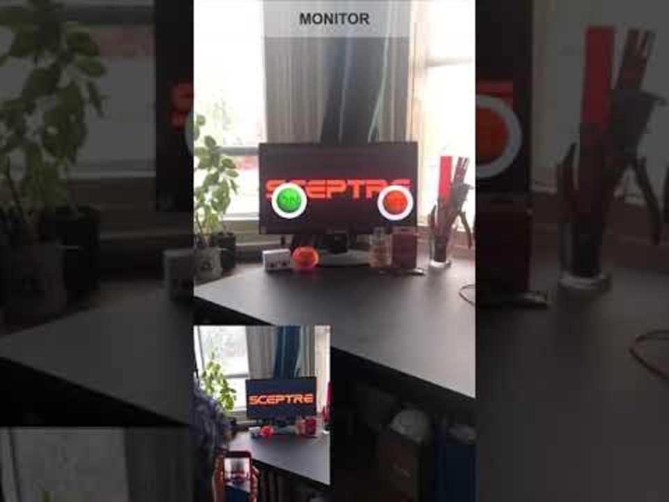 究極のスマートホーム? Apple ARkitでとらえた家電をオン/オフ