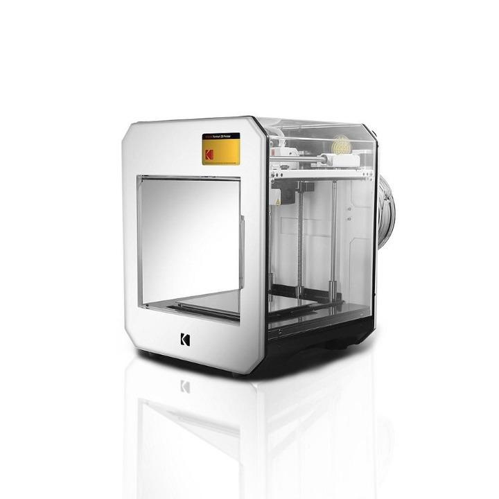 コダックが3Dプリンター業界に参入。プロスペックだけど卓上サイズ