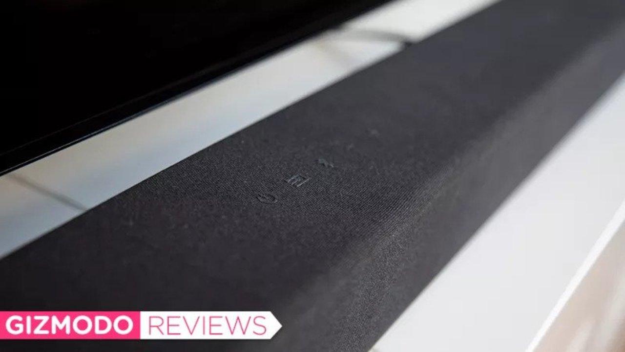 Vizioサウンドバーレビュー:Dolby Atmosがお手頃に。 素晴らしき1台