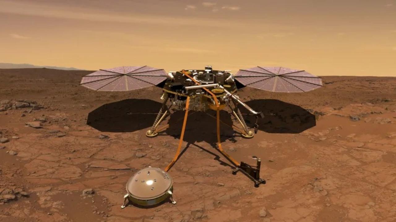 地球と火星はどう違う? 火星探査機インサイトは宇宙人に興味がないストイックな子