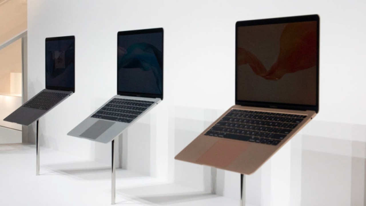 MacBookのシェア、大幅低下。人々は冷静になり始めた