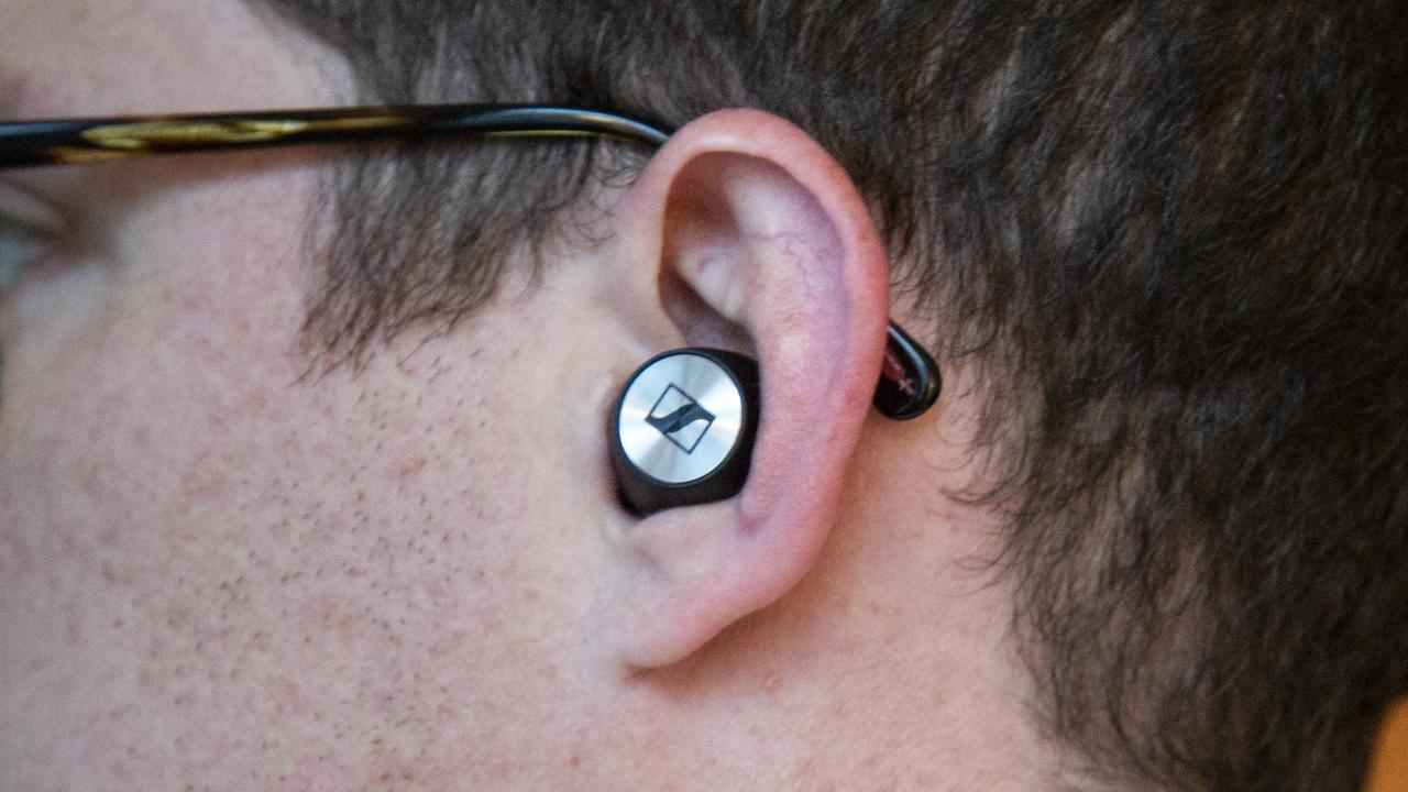 Wireless true ゼンハイザー momentum
