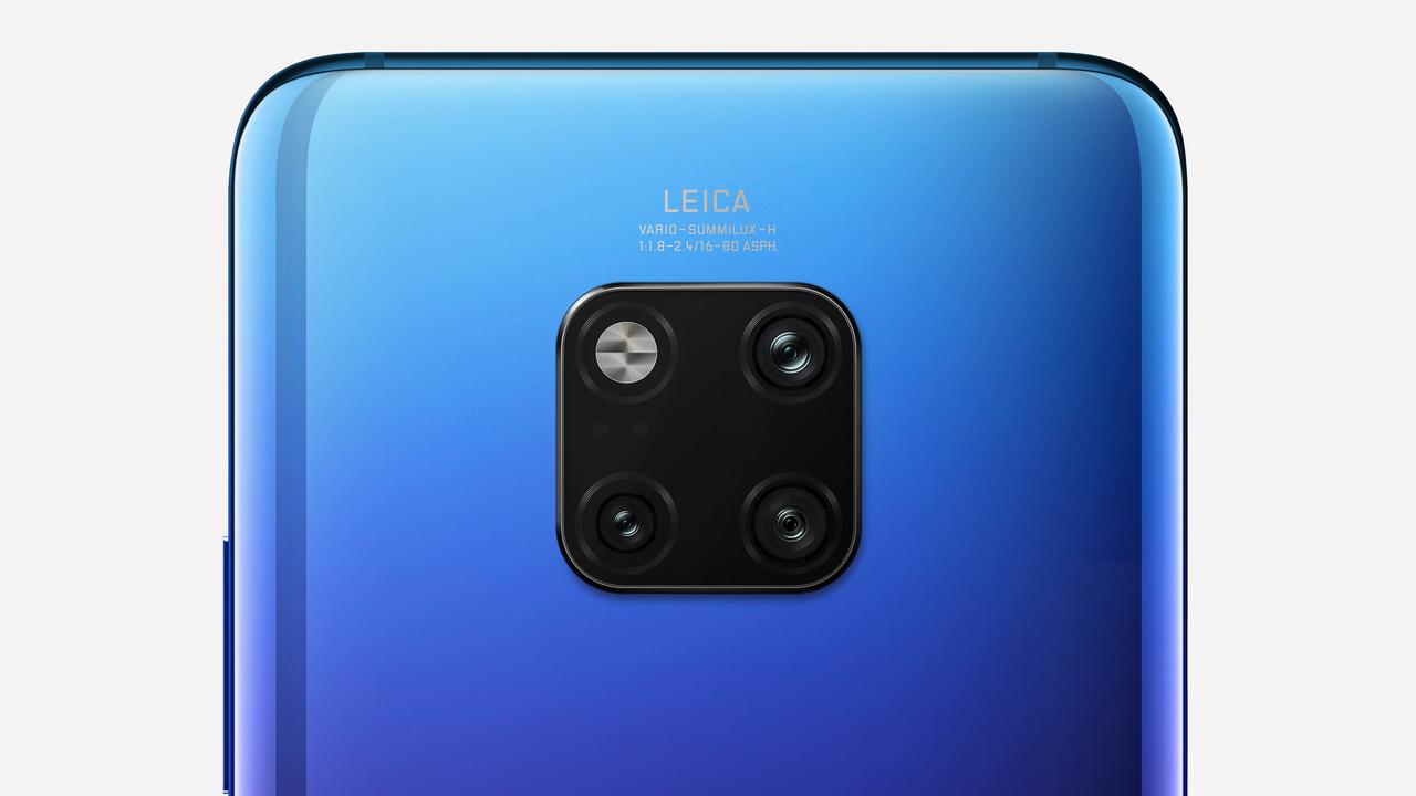 「Mate 20 Pro」国内発売! 3眼カメラ+ディスプレイ指紋認証、Huawei新フラグシップ