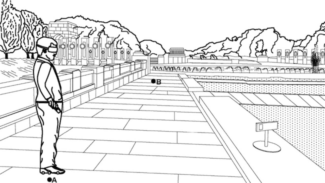 Googleの「VRローラースケート」特許がゆるーーーい