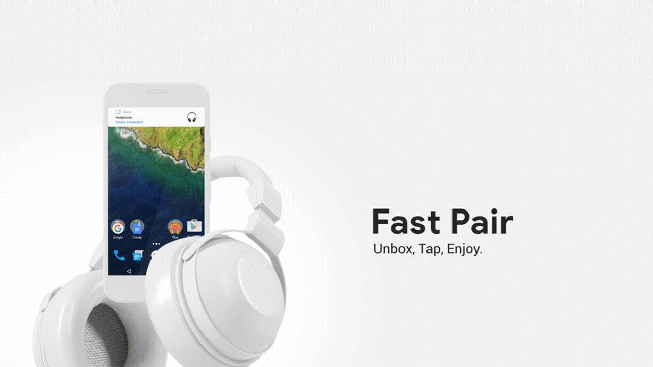 Androidスマホで「AirPods」体験!? Fast Pair機能が拡張されます